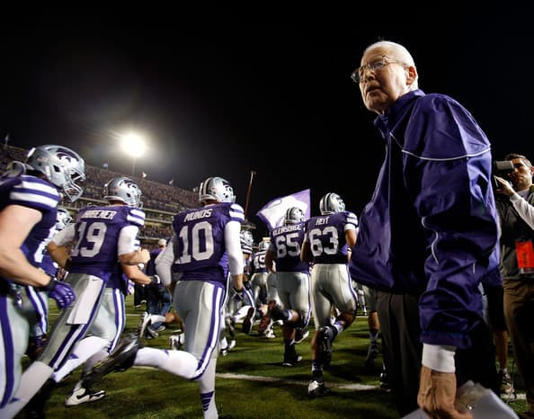 Bill Snyder 16 Goals for Success